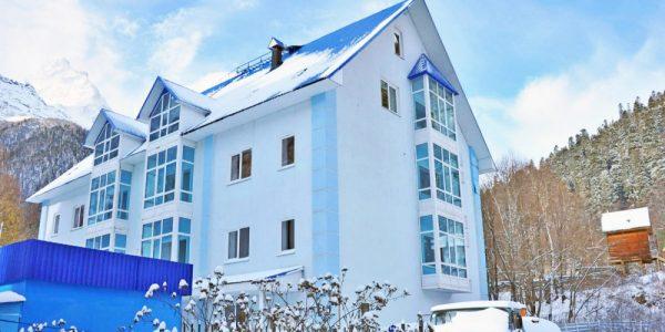 Гостиница ФОТОН Домбай, официальный сайт продаж